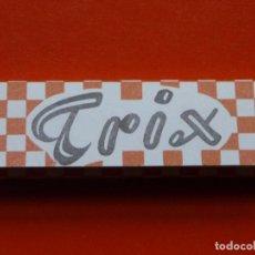Papel de fumar: PAPEL DE FUMAR TRIX. Lote 107978779