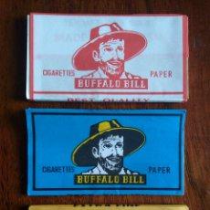 Papel de fumar: TRES LIBRITOS BUFFALO BILL INDONESIA. Lote 108066234