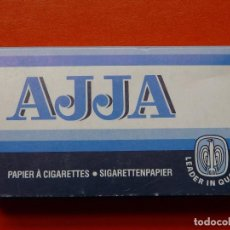 Papel de fumar: ANTIGUO PAPEL DE FUMAR AJJA. Lote 110116299