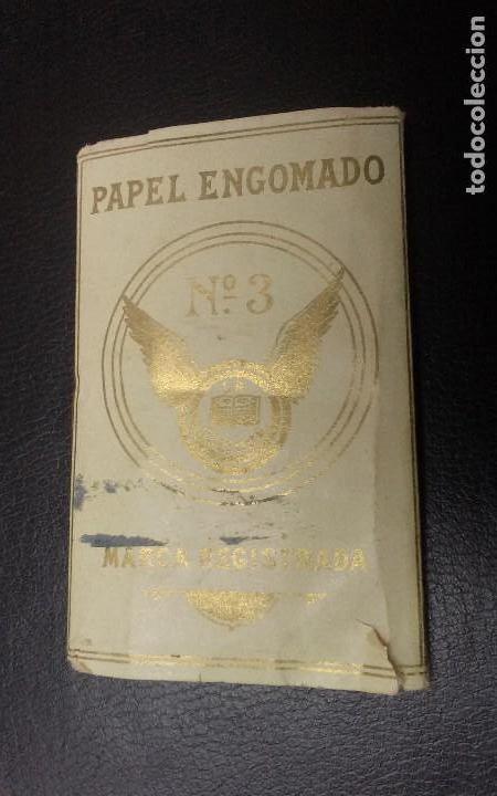 Papel de fumar: PAPEL DE FUMAR- LA CULTURA- SOBRINOS DE R.ABAD SANTONJA - Foto 3 - 110353583