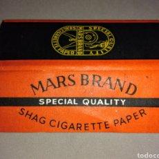 Papel de fumar: PAPEL DE FUMAR MARS BRAND. Lote 111294012