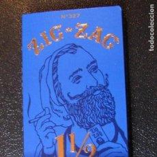 Papel de fumar: LIBRILLO DE PAPEL DE FUMAR ZIG ZAG 327. Lote 176263807