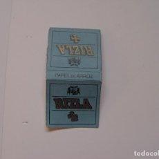 Papel de fumar: ANTIGUO PAPEL DE FUMAR RIZLA (GRAN BRETAÑA, 1970'S) ORIGINAL ¡COLECCIONISTA!. Lote 119992199