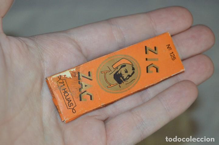 Papel de fumar: ENORME LOTE DE 18 PAQUETES DE PAPEL DE FUMAR DE COLECCIÓN - VARIADOS - CURIOSOS - HAZ OFERTA - Foto 37 - 121973623