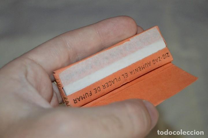 Papel de fumar: ENORME LOTE DE 18 PAQUETES DE PAPEL DE FUMAR DE COLECCIÓN - VARIADOS - CURIOSOS - HAZ OFERTA - Foto 45 - 121973623