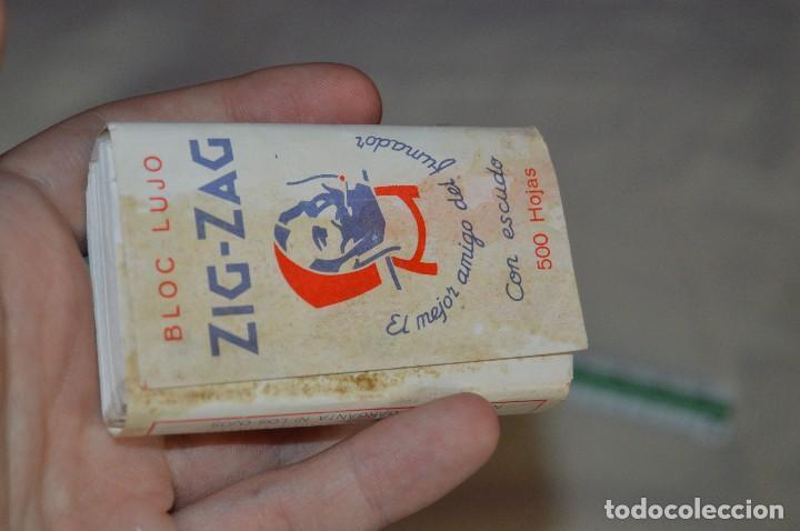 Papel de fumar: ENORME LOTE DE 18 PAQUETES DE PAPEL DE FUMAR DE COLECCIÓN - VARIADOS - CURIOSOS - HAZ OFERTA - Foto 49 - 121973623