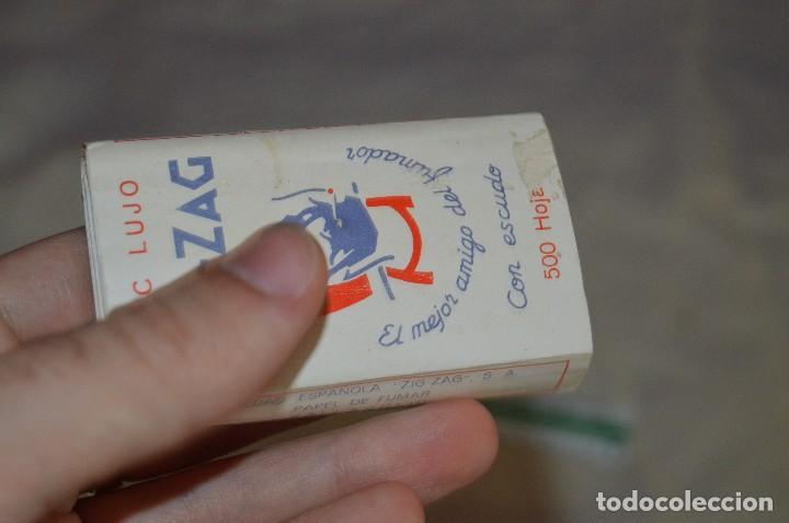 Papel de fumar: ENORME LOTE DE 18 PAQUETES DE PAPEL DE FUMAR DE COLECCIÓN - VARIADOS - CURIOSOS - HAZ OFERTA - Foto 50 - 121973623