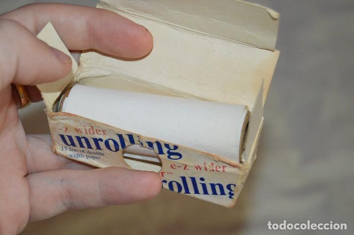 Papel de fumar: ENORME LOTE DE 18 PAQUETES DE PAPEL DE FUMAR DE COLECCIÓN - VARIADOS - CURIOSOS - HAZ OFERTA - Foto 61 - 121973623