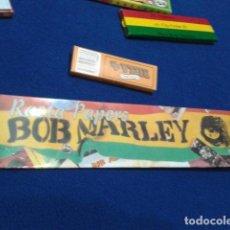 Papel de fumar: PAPEL DE FUMAR BOB MARLEY ( LIBRITO MUY GRANDE ) DE LOS 80 NUEVO . Lote 126824775