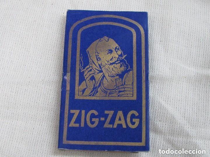 PAPEL FUMAR ZIG- ZAG Nº140 FRANCIA (Coleccionismo - Objetos para Fumar - Papel de fumar )