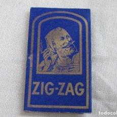 Papel de fumar: PAPEL FUMAR ZIG- ZAG Nº140 FRANCIA. Lote 128878159