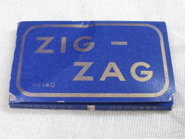 Papel de fumar: Papel Fumar Zig- Zag nº140 Francia - Foto 2 - 187399305