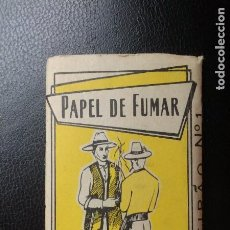 Papel de fumar: PAPEL DE FUMAR OBEIRAO N.1. Lote 132091930