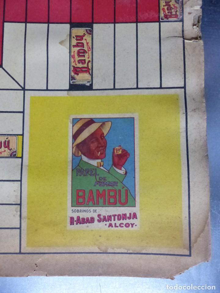Papel de fumar: PAPEL DE FUMAR BAMBU - ANTIGUO Y BONITO PARCHIS - Foto 2 - 132648758