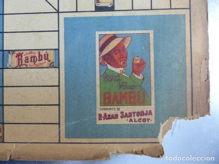 Papel de fumar: PAPEL DE FUMAR BAMBU - ANTIGUO Y BONITO PARCHIS - Foto 3 - 132648758