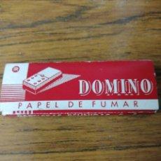 Papel de fumar: PAPEL FUMAR DOMINO.. Lote 139729094