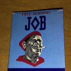 Papel de fumar: PAPEL DE FUMAR JOB CUTCORNERS. Lote 140516550