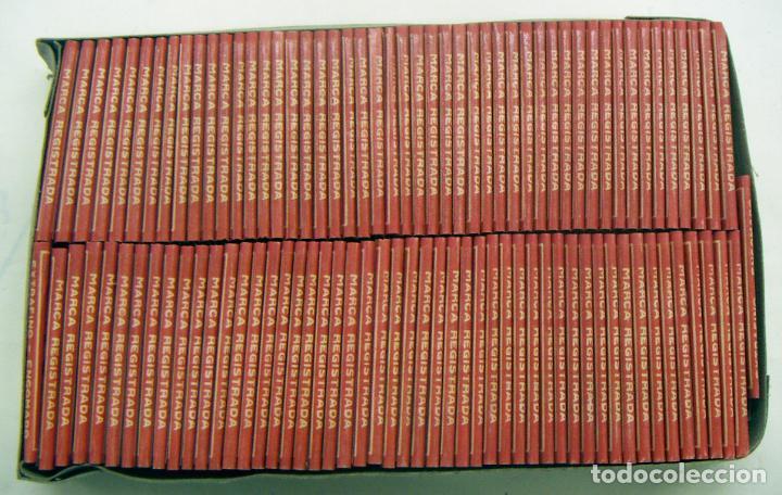 CAJA CON 100 UNIDADES DE PAPEL DE FUMAR TORO ALARGADOS (Coleccionismo - Objetos para Fumar - Papel de fumar )