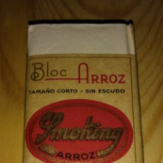 Papel de fumar: PAPEL DE FUMAR SMOKING 500. Lote 143887361