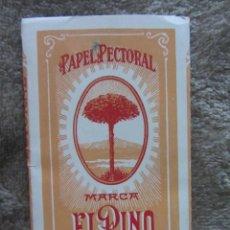 Papel de fumar: PAPEL PECTORAL MARCA EL PINO. . Lote 146314058