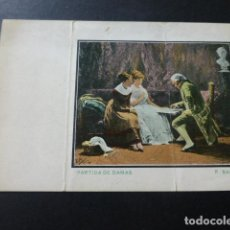 Papel de fumar: PAPEL DE FUMAR LAYANA ZARAGOZA ENVUELTA DE LIBRILLO SIGLO XIX PARTIDA DE DAMAS R. BALACA. Lote 147816254