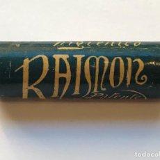 Papel de fumar: PAPEL DE FUMAR RAIMON ANTIGUO Y MUY RARO. Lote 147929938