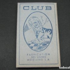 Papel de fumar: PAPEL DE FUMAR CLUB MODIANO 234/A. Lote 287951433