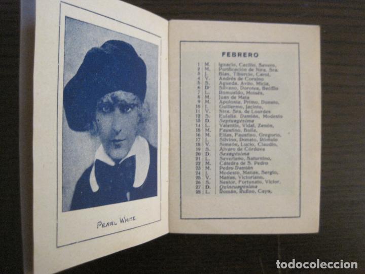 Papel de fumar: PAPEL DE FUMAR-ALMANAQUE AÑO 1927- PUBLICIDAD PAPEL DE ALQUITRAN NORUEGO BARDOU-VER FOTOS-(V-15.890) - Foto 6 - 149375942
