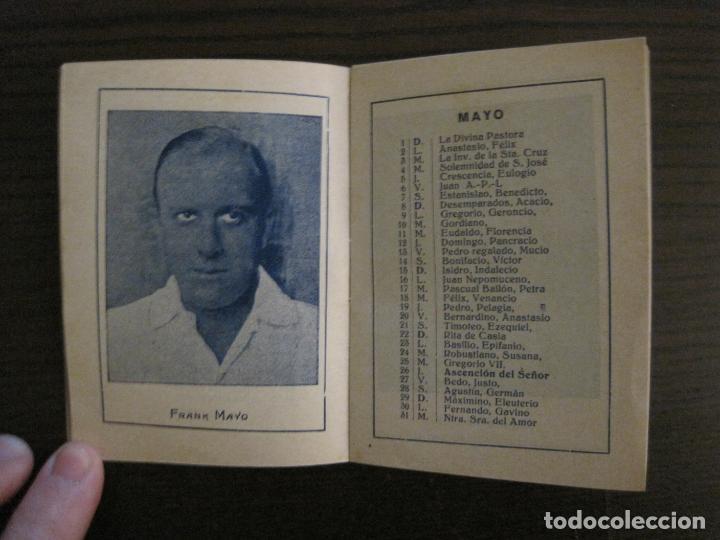 Papel de fumar: PAPEL DE FUMAR-ALMANAQUE AÑO 1927- PUBLICIDAD PAPEL DE ALQUITRAN NORUEGO BARDOU-VER FOTOS-(V-15.890) - Foto 9 - 149375942
