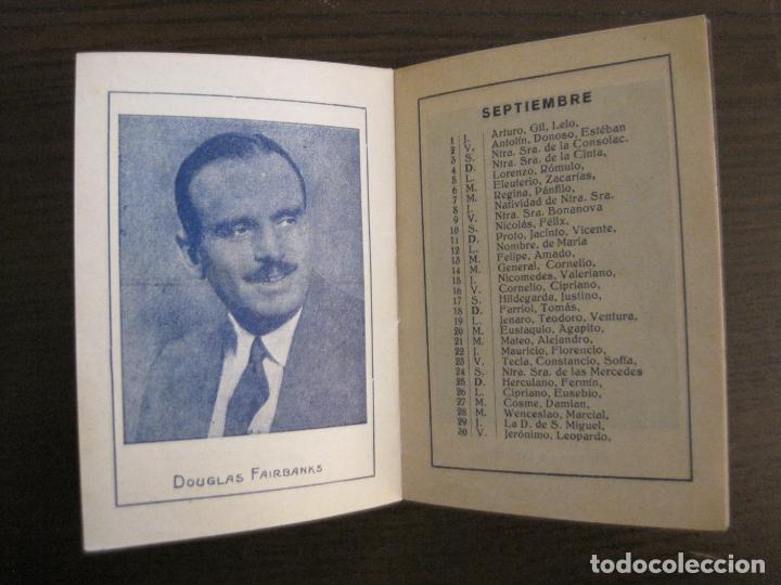 Papel de fumar: PAPEL DE FUMAR-ALMANAQUE AÑO 1927- PUBLICIDAD PAPEL DE ALQUITRAN NORUEGO BARDOU-VER FOTOS-(V-15.890) - Foto 13 - 149375942