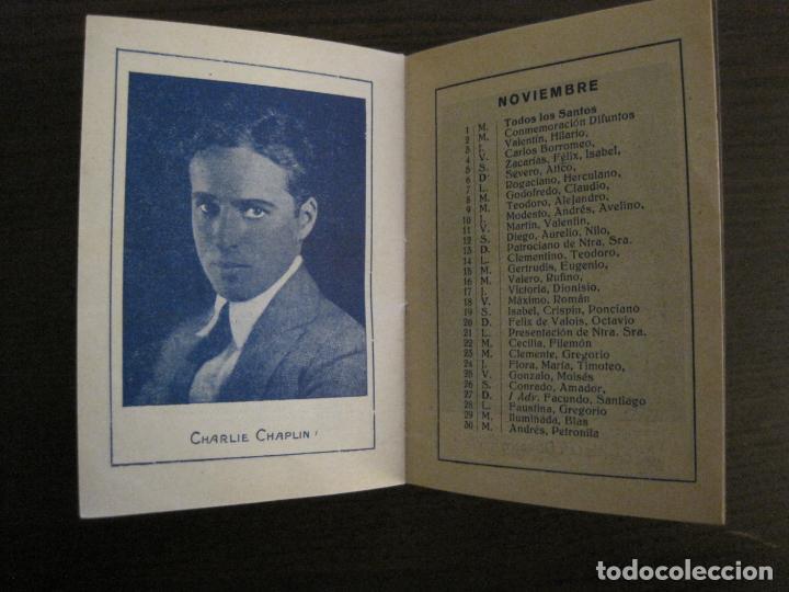 Papel de fumar: PAPEL DE FUMAR-ALMANAQUE AÑO 1927- PUBLICIDAD PAPEL DE ALQUITRAN NORUEGO BARDOU-VER FOTOS-(V-15.890) - Foto 15 - 149375942