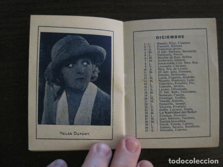 Papel de fumar: PAPEL DE FUMAR-ALMANAQUE AÑO 1927- PUBLICIDAD PAPEL DE ALQUITRAN NORUEGO BARDOU-VER FOTOS-(V-15.890) - Foto 16 - 149375942