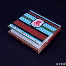 Papel de fumar: PAPEL DE FUMAR CARABELA. ALCOY. Lote 149851254