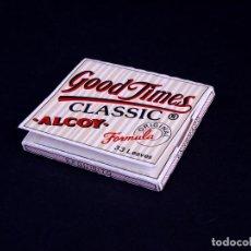Papel de fumar: PAPEL DE FUMAR GOOD TIMES CLASSIC. ALCOY. Lote 149852014