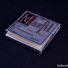 Papel de fumar: PAPEL DE FUMAR MARFIL. ALCOY. Lote 149853138