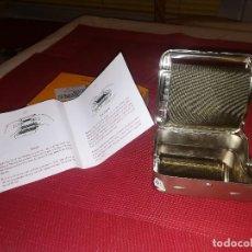 Papel de fumar: LIADOR DE CIGARRILLOS - GIZEH - NUEVA A ESTRENAR - PROCEDE DE ESTANCO CERRADO. Lote 151032246
