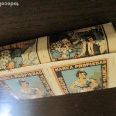 Papel de fumar: LA VALENCIANA DE RIPOLLES-LIBRITO ANTIGUO PAPEL DE FUMAR-VER FOTOS-(V-16.292). Lote 158748902