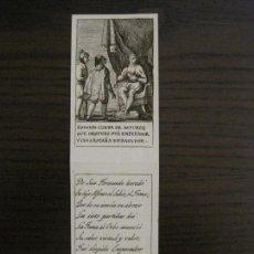 Papel de fumar: PAPEL DE FUMAR-SIGLO XIX-ORIGINAL ANTIGUO-VER FOTOS-(V-16.887). Lote 163774226