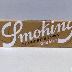 Papel de fumar: PAPEL DE FUMAR SMOKING. Lote 168641376