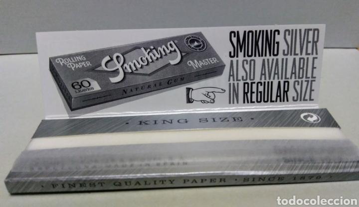 Papel de fumar: Papel de fumar SMOKING - Foto 2 - 171790198