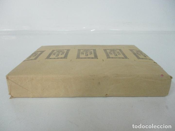 Papel de fumar: Caja Completa de 100 Carteras de Papel de Fumar +1- Papel Carlets, Olot - Original -Nuevo a Estrenar - Foto 3 - 172299363