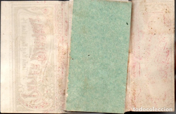 Papel de fumar: Papel de Fumar - Papier Djambaz, Old, Full packet - Foto 2 - 172853575