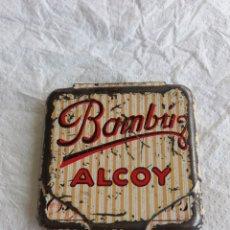 Papel de fumar: ALCOY BAMBU , PAPEL DE FUMAR ,MUY RARO.. Lote 172981303