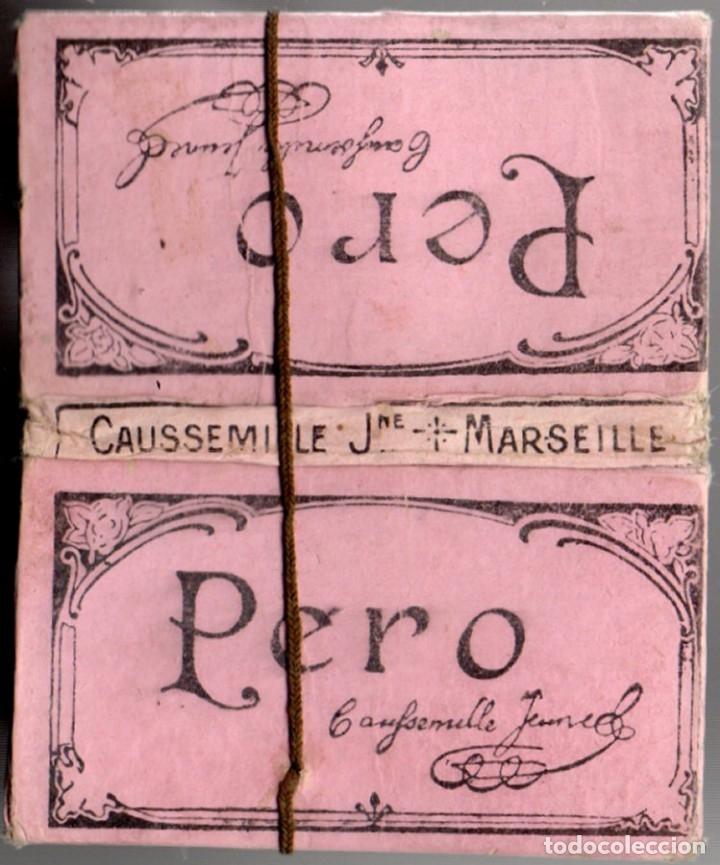 PAPEL DE FUMAR PERO, OLD HARDBACK FOLDER. COVER ONLY. (Coleccionismo - Objetos para Fumar - Papel de fumar )