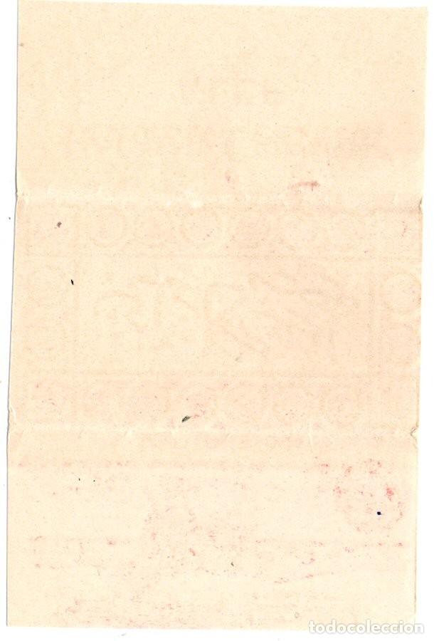 Papel de fumar: Papel de Fumar. Papier Chevre, Old Cigarette paper cover, Cover only, no papers - Foto 2 - 173969798