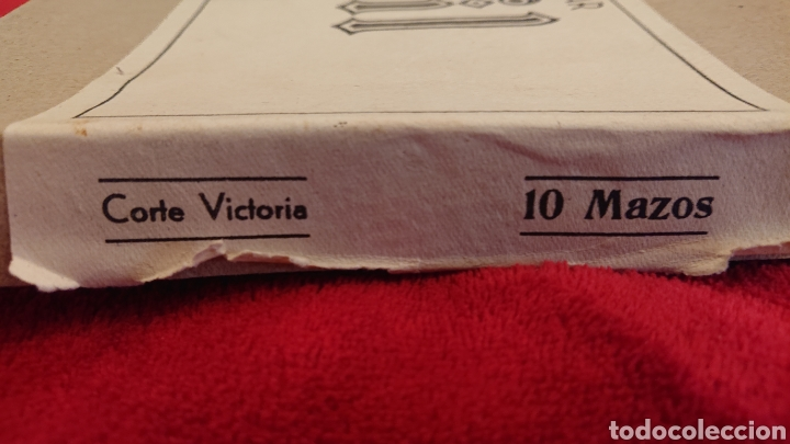 Papel de fumar: Caja de papel de fumar Marfil - Foto 2 - 178403176