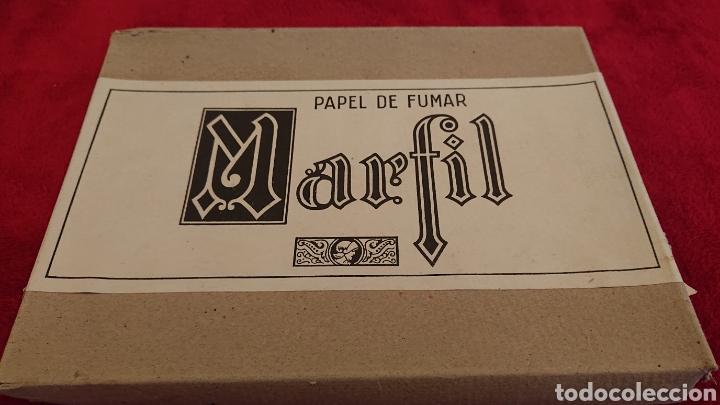 Papel de fumar: Caja de papel de fumar Marfil - Foto 3 - 178403176