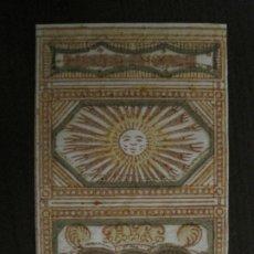 Papel de fumar: ENVOLTORIO PAPEL DE FUMAR-SIGLO XVIII-VER FOTOS-(V-17.665). Lote 178807255