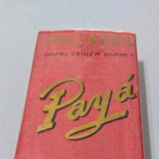 Papel de fumar: PAPEL DE FUMAR PAYÁ 500 HOJAS. Lote 181949481