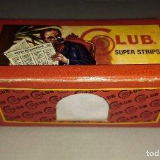 Papel de fumar: PAPEL DE FUMAR DE ROLLO MODIANO CLUB. Lote 181960425